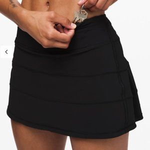Lululemon Pace Rival Skirt Tall 4-way Stretch 8